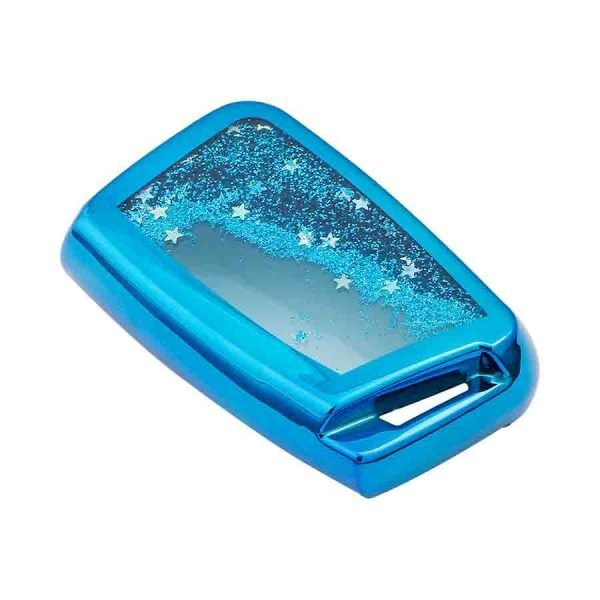 KEYCARE CRYSTAL TPU COVER FIT FOR: VOLKSWAGEN SMART KEY