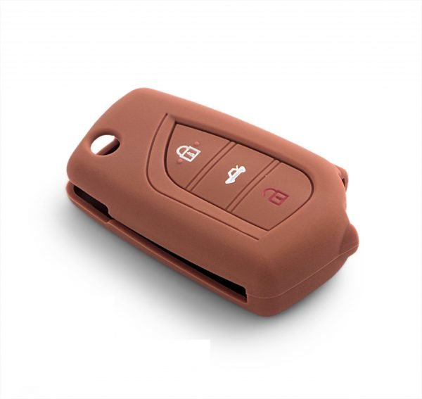 KEYZONE COVER FIT FOR: TOYOTA COROLLA ALTIS 3B FLIP KEY